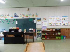 佐用マリア幼稚園 室内